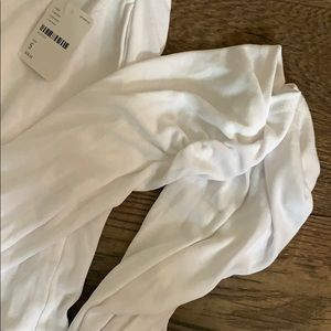 Free People Pants & Jumpsuits - Brand new white free people pant